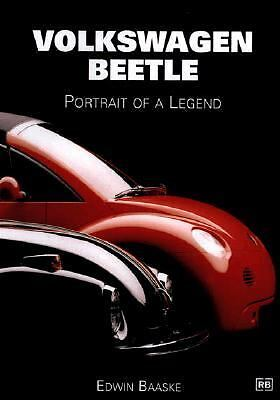 Volkswagon Beetle: Portrait of a Legend (Volkswagen), Baaske, Edwin, Good Book