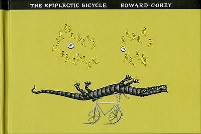 The Epiplectic Bicycle, Edward Gorey, Acceptable Book