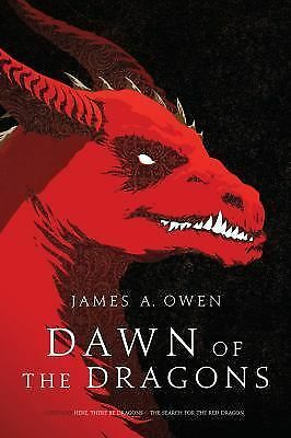 Dawn of the Dragons: Here, There Be Dragons; The Search for the Red Dragon (The