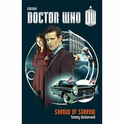 Doctor Who: Shroud of Sorrow by Donbavand, Tommy