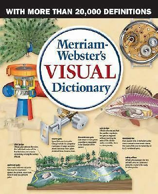Merriam-Webster's Visual Dictionary by Merriam-Webster