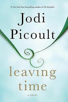 Leaving Time (Thorndike Prss Large Print Basic) by Picoult, Jodi