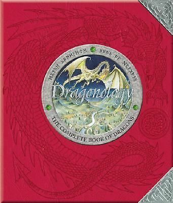Dragonology: The Complete Book of Dragons (Ologies), Ernest Drake, Dugald Steer,