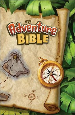 Adventure Bible, NIV, Lawrence O. Richards, Good Book