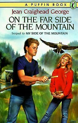 GEORGE JEAN C. : SEQUEL TO MY SIDE OF THE MOUNTAIN by JEAN CRAIGHEAD GEORGE