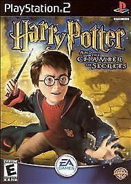 Harry Potter and the Chamber Of Secrets PS2 by
