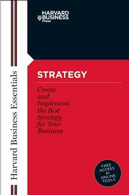 Strategy: Create and Implement the Best Strategy for Your Business, , Acceptable