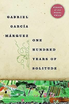 One Hundred Years of Solitude by Garcia Marquez, Gabriel