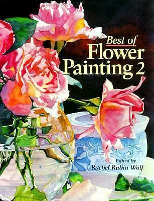 Best of Flower Painting 2 (v. 2), , Good Book
