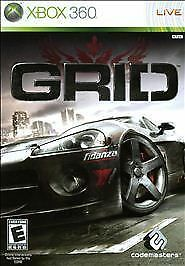 GRID - Xbox 360 by Codemasters