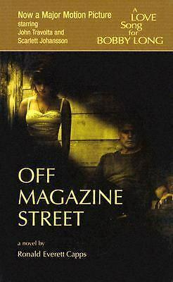 Off Magazine Street, Ronald Everett Capps, Good Book