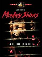 Monkey Shines (1988), DVD Widescreen and Full Screen