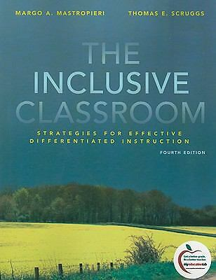 The Inclusive Classroom: Strategies for Effective Differentiated Instruction, 4t