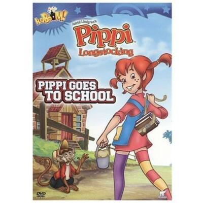 Pippi Longstocking - Pippi Goes to School, Good DVD, Not Applicable, Not Applica