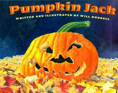 Pumpkin Jack, Hubbell, Will, Acceptable Book