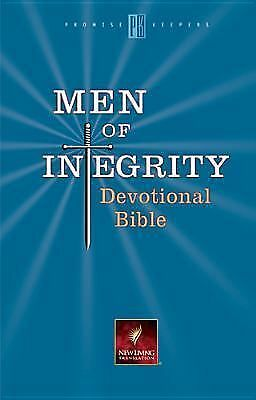 Men of Integrity Devotional Bible, , Acceptable Book