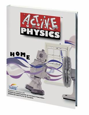 Active Physics Home, Arthur, Dr. Eisenkraft, Good Book