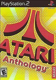 Atari Anthology - PlayStation 2 by