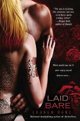 Laid Bare (A Brown Family Novel) by Dane, Lauren
