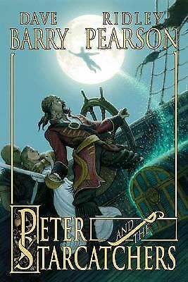 Peter and the Starcatchers by Pearson, Ridley, Barry, Dave