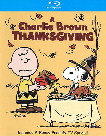 A Charlie Brown Thanksgiving [Blu-ray] by Various