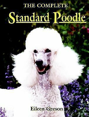 The Complete Standard Poodle, Geeson, Eileen, Acceptable Book