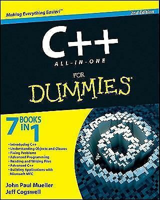 C++ All-In-One Desk Reference For Dummies, Cogswell, Jeff, Mueller, John Paul, G