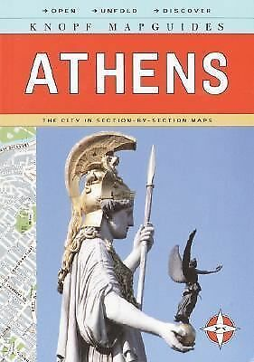 Knopf MapGuide: Athens (Knopf Mapguides) by Knopf Guides