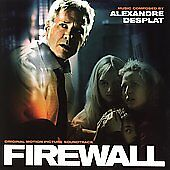 Warner Bros™ FIREWALL Original Soundtrack Album RARE VINTAGE CD