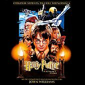Warner Bros.™ HP: SORCERER'S STONE Original Soundtrack Album RARE VINTAGE CD
