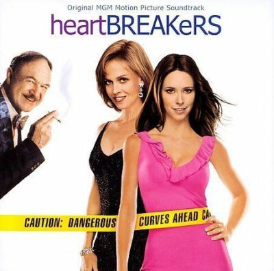 MGM™ HEARTBREAKERS Original Soundtrack Album RARE VINTAGE CD