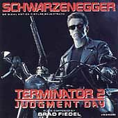TriStar™ TERMINATOR 2: JUDGMENT DAY Original Soundtrack Album RARE VINTAGE CD
