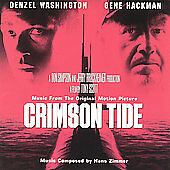 Hollywood™ CRIMSON TIDE Original Soundtrack Album RARE VINTAGE CD