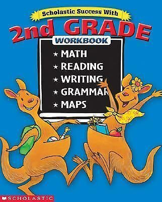 Scholastic Success With: 2nd Grade (Bind-Up) by
