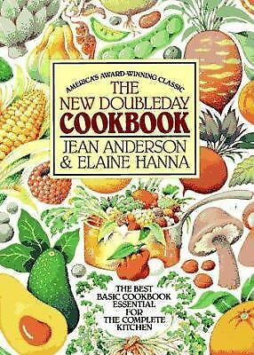 The New Doubleday Cookbook by Anderson, Jean
