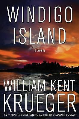 Windigo Island: A Novel (Cork O'Connor Mystery Series) by Krueger, William Kent