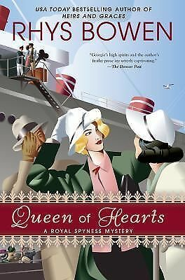 Queen of Hearts (A Royal Spyness Mystery) by Bowen, Rhys