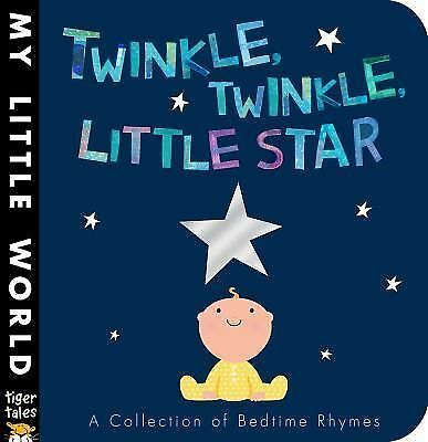 Twinkle, Twinkle, Little Star (My Little World) by Fhiona Galloway