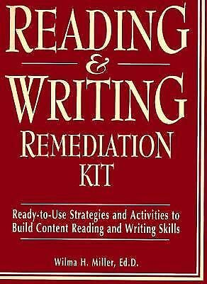 Reading & Writing Remediation Kit: Ready-to-Use Strategies & Activities to Build