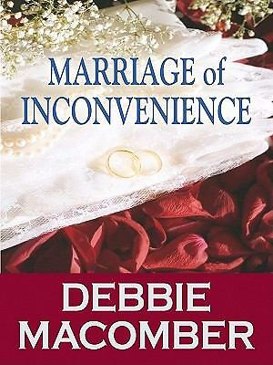 Marriage of Inconvenience (Thorndike Romance), Macomber, Debbie, Good Book
