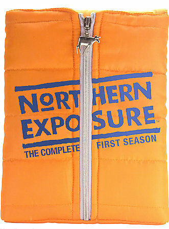 Northern Exposure - The Complete First Season (DVD, 2004, 2-Disc Set) Jacket