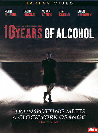 16 Years Of Alcohol (DVD, 2005) Skinhead Bovver Ultra-Violence Scotland