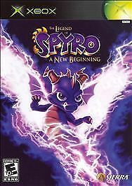 Legend of Spyro: A New Beginning (Microsoft Xbox, 2006)