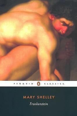 Frankenstein (Penguin Classics) by Shelley, Mary