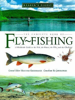 The Complete Book of Fly Fishing by Greenhalgh, Malcolm