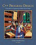 C++ Program Design, James Cohoon, Jack Davidson, Excellent Book