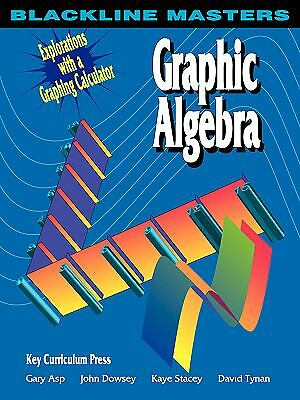 Graphic Algebra: Explorations with a Graphing Calculator (Blackline Masters), Ga