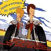 Paramount™ BEAVIS AND BUTTHEAD Original Soundtrack Album RARE VINTAGE CD
