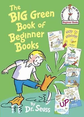 The Big Green Book of Beginner Books (Beginner Books(R)), Seuss, Dr., Excellent