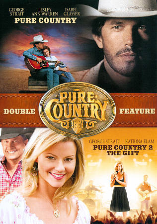 Pure Country 2: The Gift/ Pure Country, Good DVD, ,